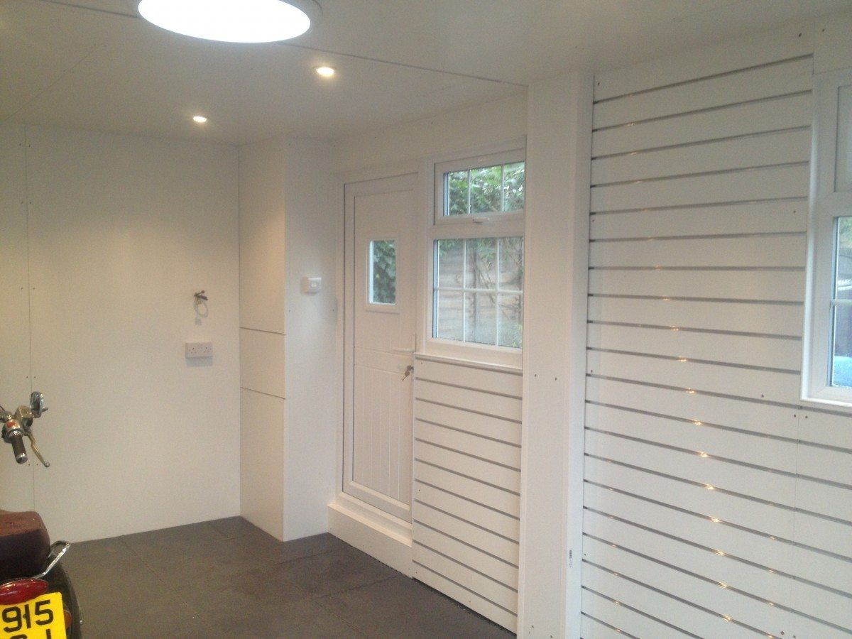My Garage Makeover Uk Garage Refurbishments