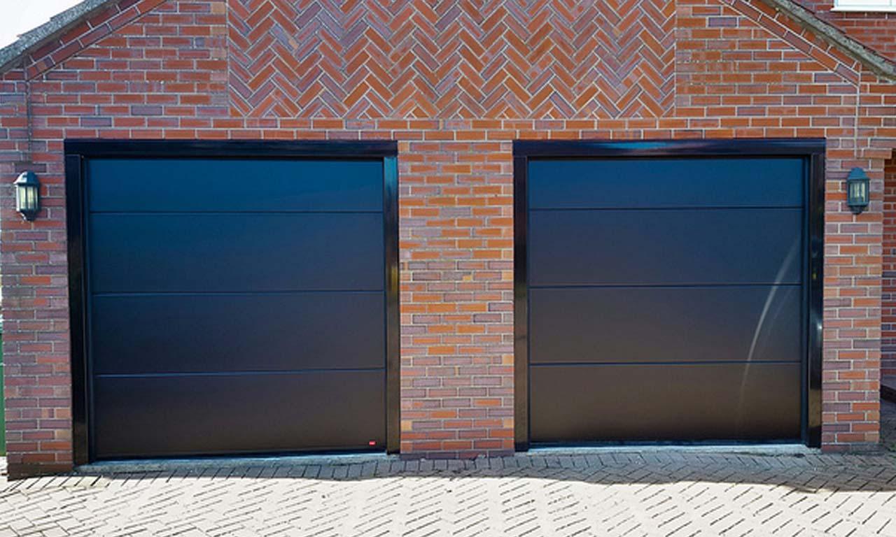 Garage Doors My Garage Makeover