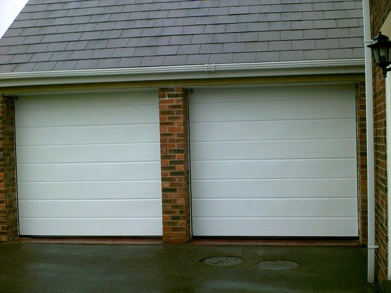 garage doors my garage makeover. Black Bedroom Furniture Sets. Home Design Ideas
