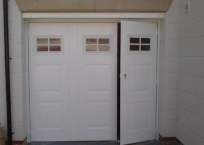 Side Hinged Door