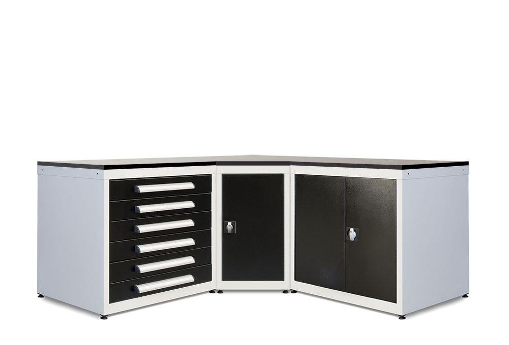 Garage cabinet systems my makeover